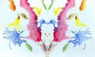 Faça o Teste de Rorschach e Descubra a Sua Personalidade