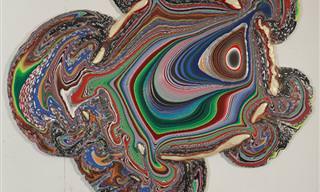 A Incrível Arte Derramada de Holton Rower