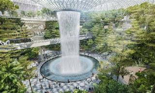 Aeroporto Jewel Changi: O Aeroporto do Futuro