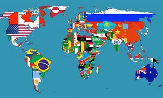 Os Mapas Que Vão te Fazer Ver o Mundo Com Outra Perspectiva!