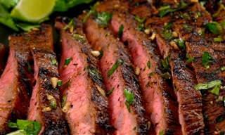 Como Preparar uma Deliciosa Carne Assada