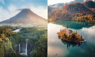 Belos destinos de viagem na Europa