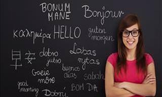 Que Idiomas São Esses? Descubra Agora no Teste!