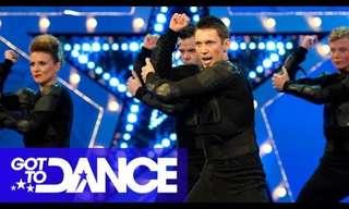 Não Tem Como Não Se Empolgar Com esta Dança!