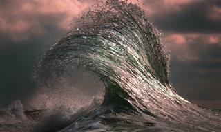 "Fotos Maravilhosas de Ray Collins ''Água & Luz"""