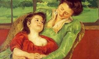 As Pinturas Impressionistas de Mary Cassatt