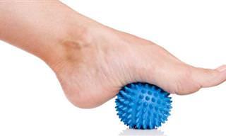 6 Exercícios Eficazes Para Acabar Com as Dores nos Pés