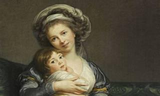Retratos de Élisabeth Louise Vigée-Le Brun