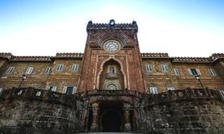 Bem-Vindo ao Castello di Sammezzano - Uma Joia da Arquitetura Mourisca