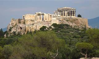 Faça um passeio pela Grécia Antiga!
