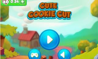 Jogo: Corte os Biscoitos!