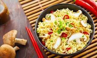 Aprenda a Preparar Uma Receita Japonesa Deliciosa: Refogado de Moyashi Com Frango!