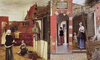 O Legado Dos Mestres Holandeses da Arte