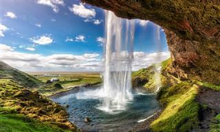 25 Imagens da Exuberante Natureza da Islândia