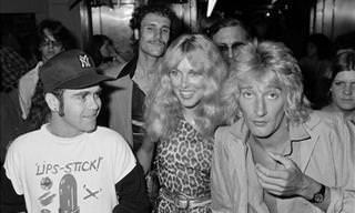 18 Fotos de Celebridades no Studio 54