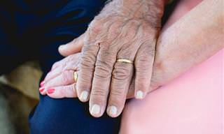O Amor É Belo Em Qualquer Idade!