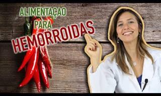 Hemorroidas: A melhor alimentação para lidar com a condição