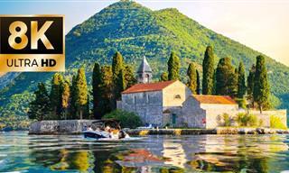 Um passeio de sonhos por cidades costeiras do Mediterrâneo