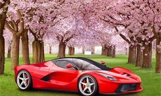 Um Pouco da História da Ferrari