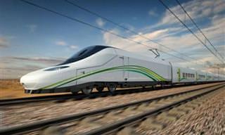 Conheça os 10 Trens Mais Rápidos do Mundo