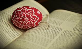 Pêssankas Ucranianas: A Incrível Arte de Pintura em Ovos