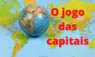 TESTE: Vamos jogar o jogo das capitais!