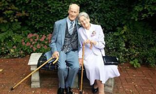 Conheça os Casais Que Provam Que Amor Não Tem Idade!
