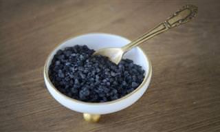 Os Benefícios do Sal Negro Para a Saúde