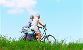 Como as Pessoas Com Mais de 50 Anos Enxergam o Mundo