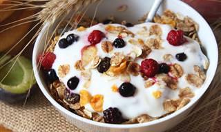 Iogurte Pode Ser Nova Forma de Prevenção Contra Câncer