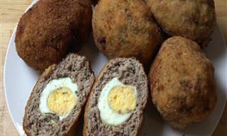 Ovos Escoceses ou Bolovo? Tanto Faz, o Importante é Que é Bom!