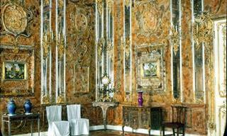 A Sala de Âmbar - Um Famoso Tesouro Perdido