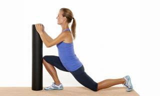 3 Exercícios Simples Para Combater a Dor no Joelho e Quadril