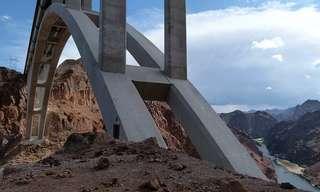 A Incrível Construção da Ponte da Represa Hoover