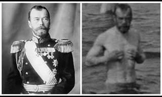 Fotos surpreendentes de personalidades históricas