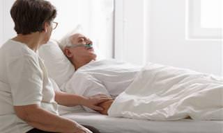 Piada: Marido Despertando do Coma