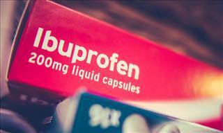 Evite o Uso do Ibuprofeno Nessas 7 Situações