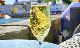 Champanhe e Espumante Podem Fazer Bem à Saúde!