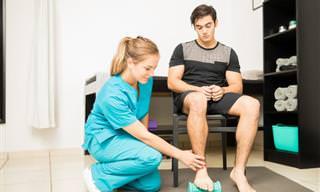 2 Minutos de Massagem Para Aliviar a Dor no Pé