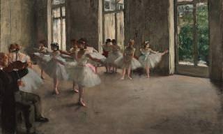 Edgar Degas, um dos grandes mestres impressionistas