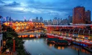 10 Lugares Imperdíveis em Singapura