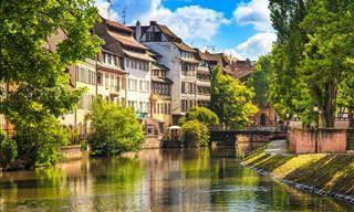 Este Vilarejo na França Parece um Conto de Fadas!