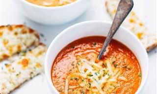 6 Deliciosas e Fáceis Receitas de Sopa