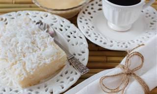 Receita Deliciosa: Cuscuz de Tapioca