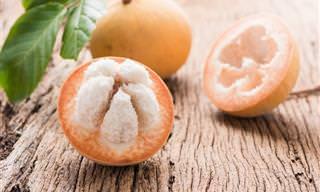 14 Frutas Exóticas Repletas de Benefícios