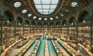 12 Bibliotecas que Valem uma Visita!