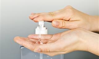 8 Desvantagens do Uso de Higienizadores de Mãos