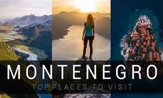 Montenegro - O País das Maravilhas
