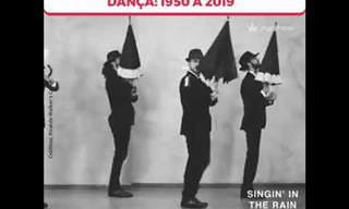 Evolução da Dança de 1950 a 2019