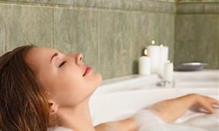 Os Benefícios dos Banhos Quente e Frio